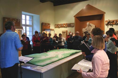 Octavia au musée