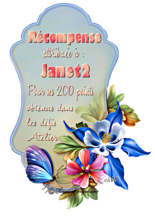 Récompense des 200 points de Janet2 Vi2w