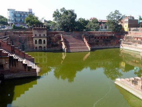Mathura ville natale de lord Krishna