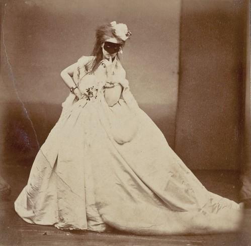 Comtesse de Castiglione by Pierre-Louis Pierson 1867 2