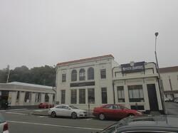 9: Napier (sous la pluie...)