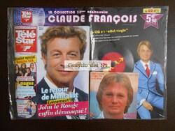 N° 1 CD Claude François 35 ème anniversaire