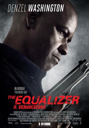The equalizer il vendicatore poster italia mid
