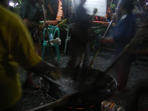 soirée avec les orphelines d'udon