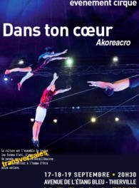 Offre spéciale : Spectacle de cirque en famille