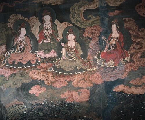 Dunhuang et ses principaux sites d'intérêt
