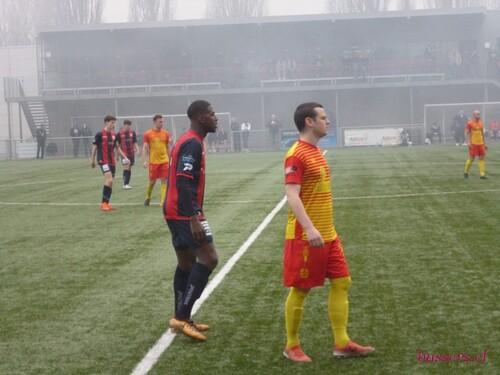 match de deuxième provincial 2018 f.c. liège-braives