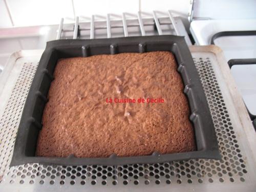 Pavés au Chocolat Carambar