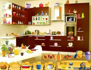 Kitchen - Hidden objects