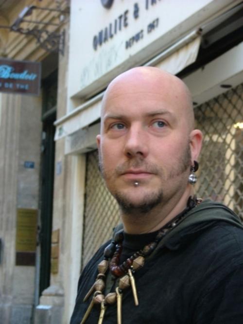 Luc Arbogast, chanteur et musicien