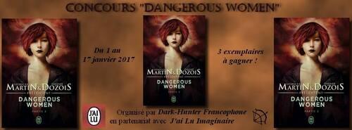 Concours Dark-Hunter Francophone.