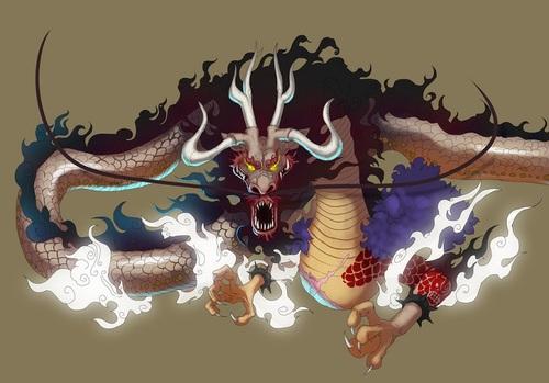 Kaido n'a pas de fruits du diable ?