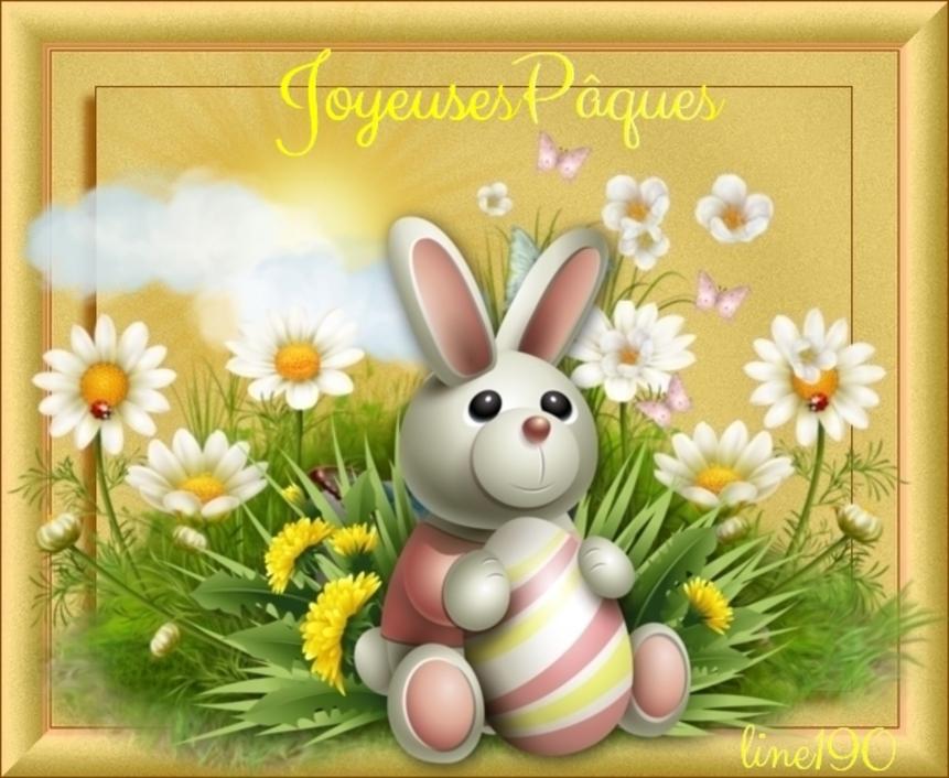 Joyeuses Pâques!