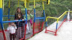 Du milieu du monde au sud de l'Equateur...