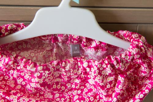 Mylène - Couture : Un ensemble Robe/Bloomer