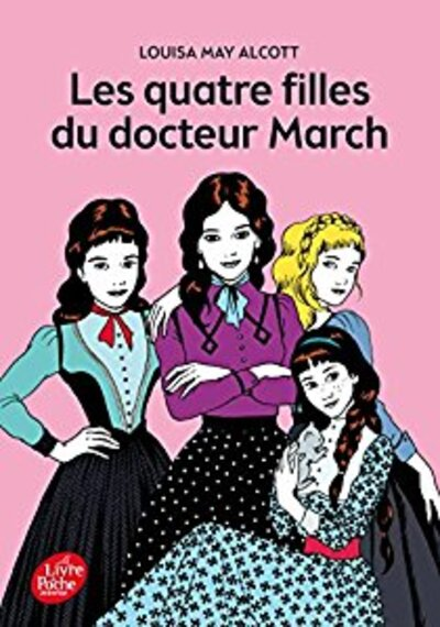 Les quatre filles du docteur March et photos