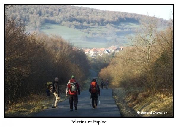 Etape Roncesvalles - Zuribi
