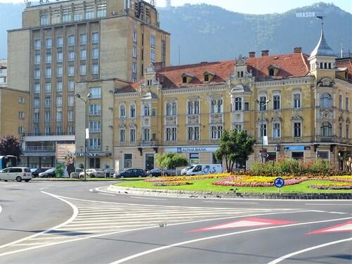 Brasov en Roumanie (photos)
