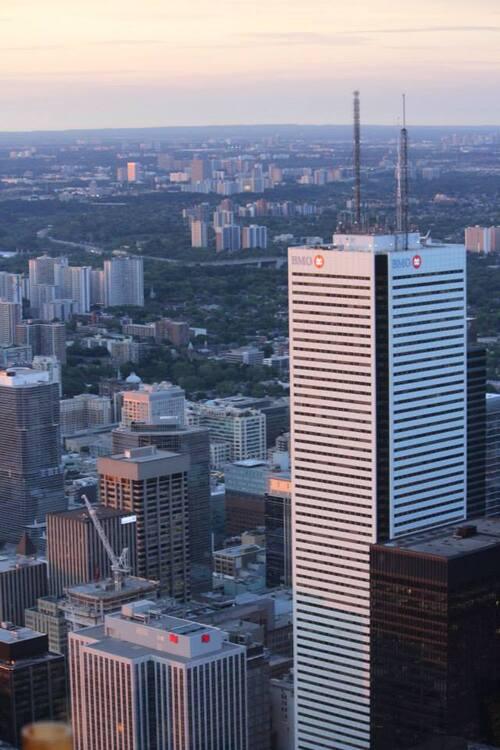 La CN Tower, Toronto / Canada