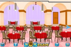Jouer à Wow cafeteria escape