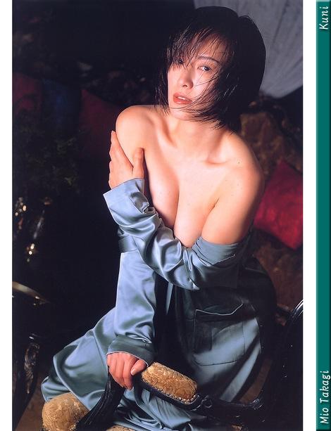 Model Collection : ( [KUNI Scan] - |vol.1| Mio Takagi/高樹澪 )