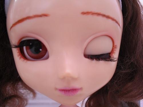Face-Up Carol