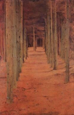 Pentures de Fernand Knopff