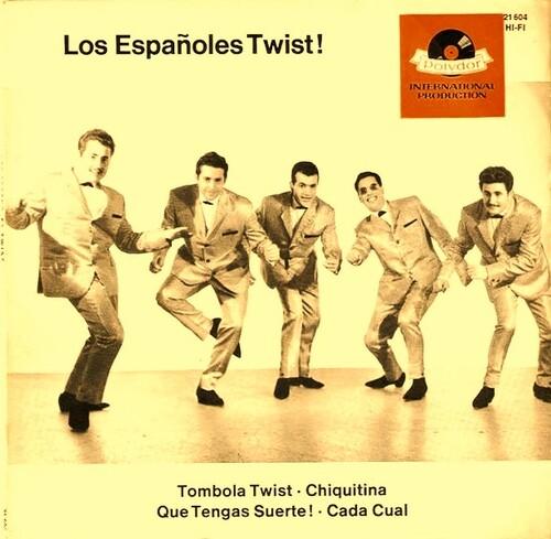 Los Españoles - Que Tengas Suerte