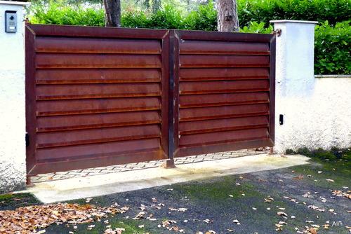 Des portails d'entrée