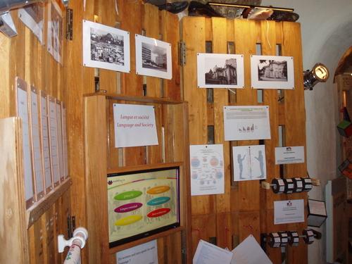 MUNDOLINGUA, UN PETIT MUSEE DES LANGUES A PARIS
