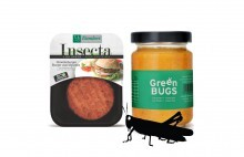 Insecten vinden hun weg naar de supermarkt