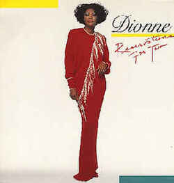 Dionne Warwick - Reservations For Two - Complete LP