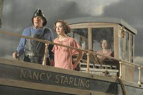 Their Finest : Photo Bill Nighy, Claudia Jessie, Stephanie Hyam