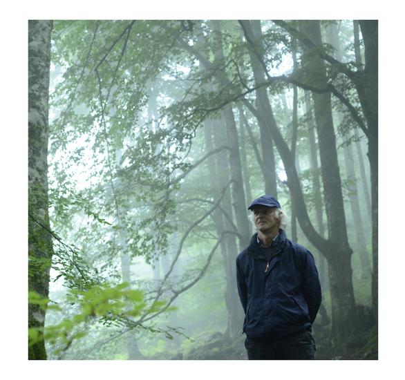 Ernst Zürcher et les arbres