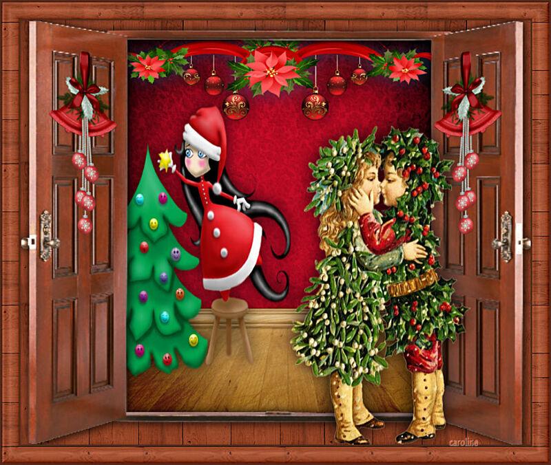 Jour 9 On se prépare pour Noël de Pauline