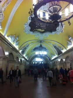3. Premier jour à Moscou : en quète du billet pour le transsibérien