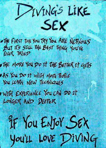 Sexe & Plongée