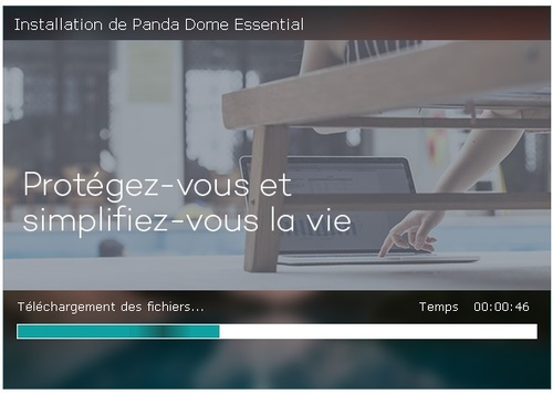 Panda Dome Essential - Licence 6 mois gratuits