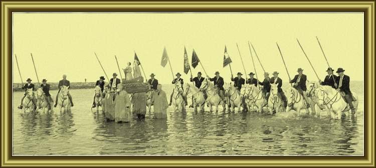 Provence d 39 antan p lerinage des saintes marie de la mer - Office du tourisme sainte marie la mer ...
