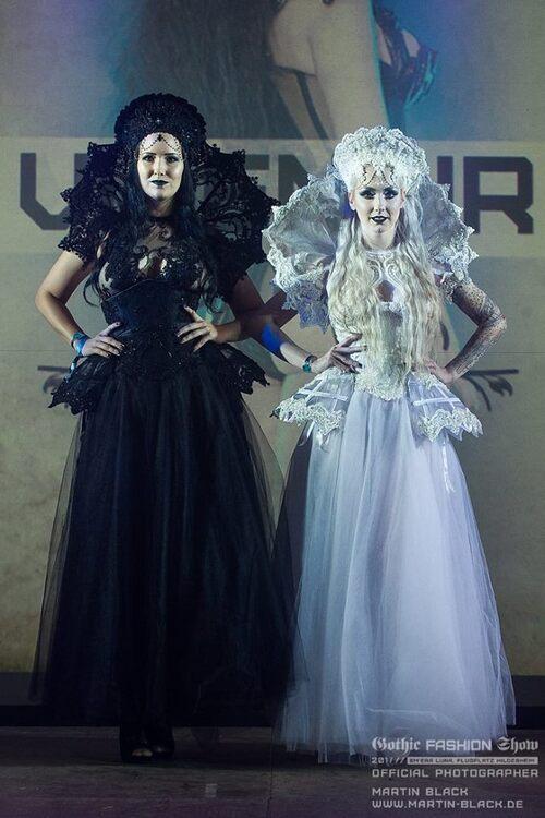M'era Luna Fashion Show 2017