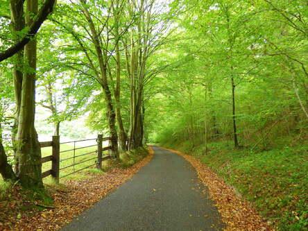 Le chemin des Ponts et Gués