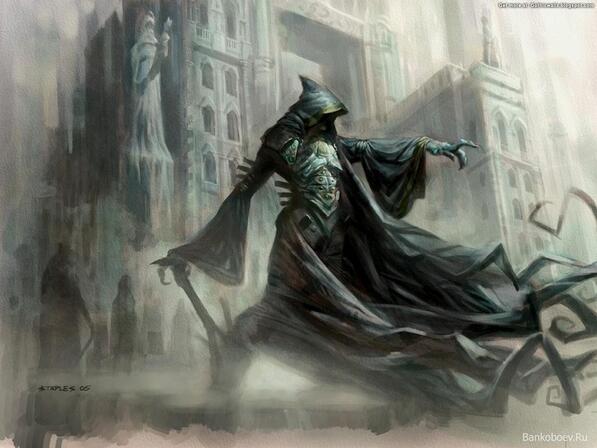 Fan Art Reaper #1
