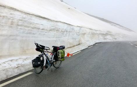 -La traversée des Alpes.