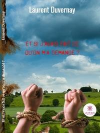 Livre de Laurent Duvernay