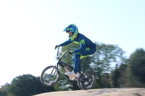 Entrainement BMX Mandeure Samedi 29 septembre 2018