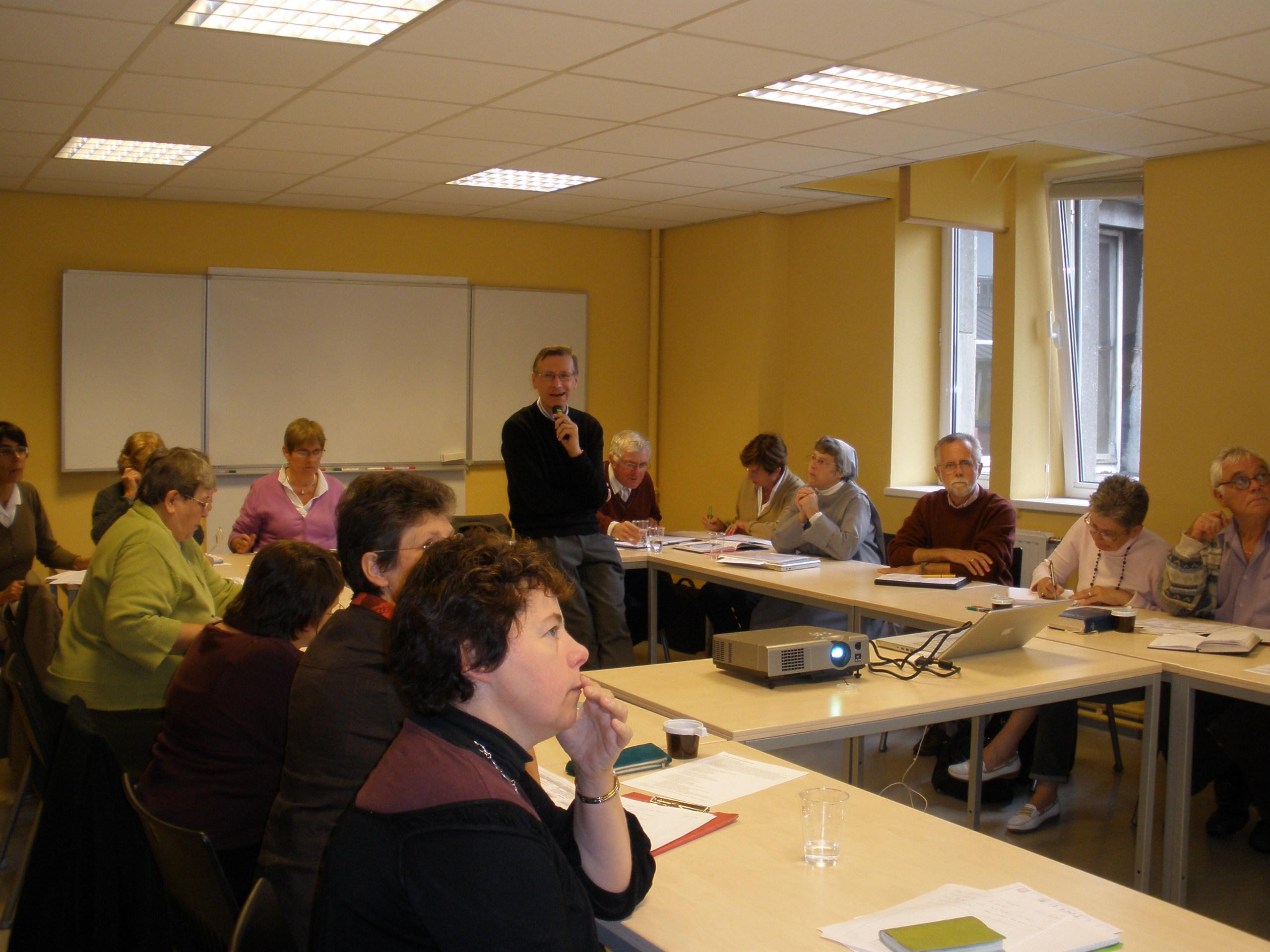 Journée de formation et de retrouvailles à Liège