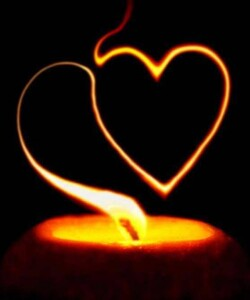Jean-Michel Jutge - La lumière des origines - L'amour est cette flamme -
