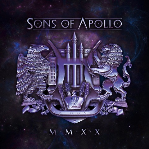 "SONS OF APOLLO - ""Goodbye Divinity"" Clip"