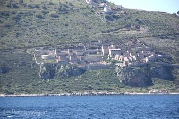 Oitylo --> Porto Kagio