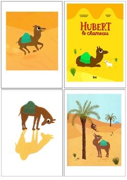 A partir des albums - chameaux et dromadaires